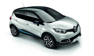 Updated Renault Captur