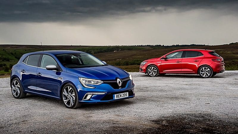 Renault Megane 2016 (The Car Expert)