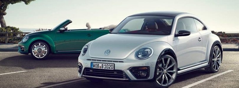 Volkswagen Beetle R-Line coupe and cabrio | The Car Expert