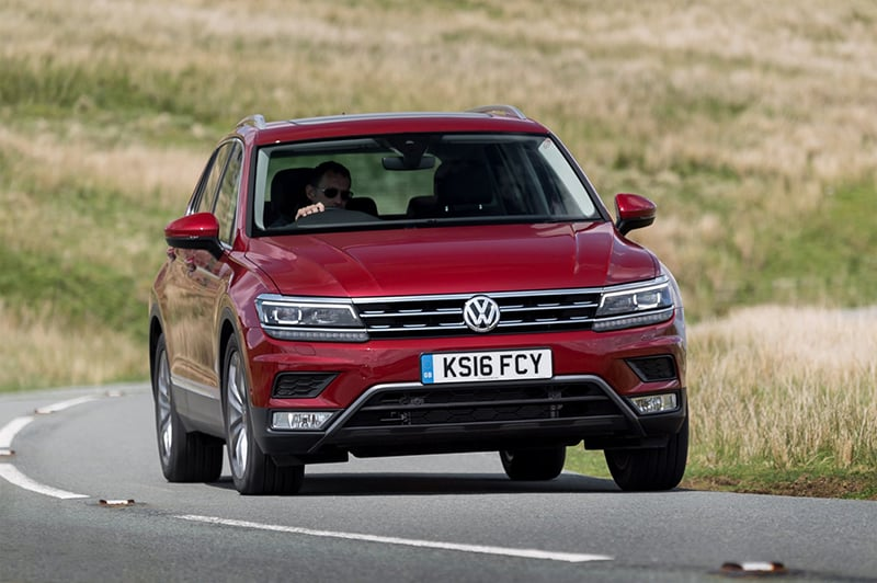 Volksagen Tiguan review at The Car Expert
