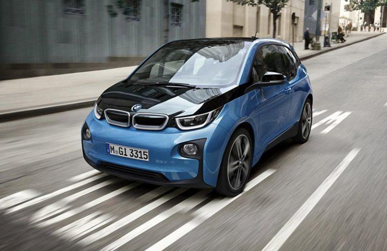BMW's i3 stretches electric range
