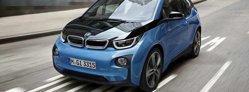 BMW i3 and Range Extender