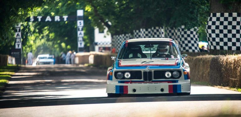 Postcard from the Goodwood Festival of Speed 2016