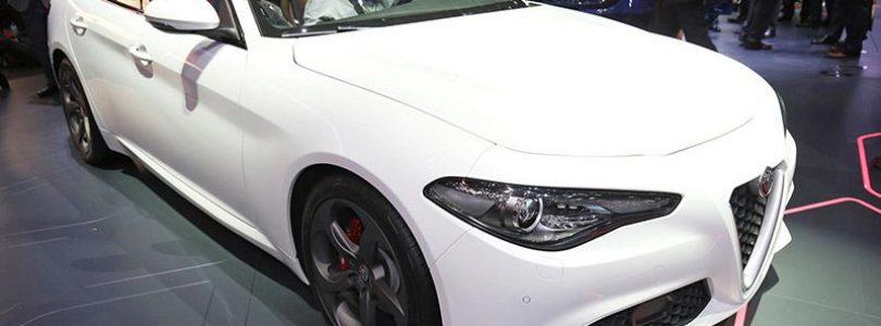 Geneva – Giulia is Alfa's 3 Series rival