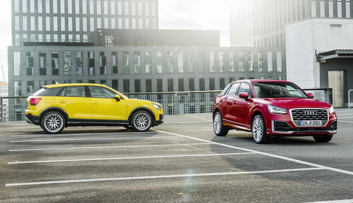 £20.2K buys Audi's 'first crossover'
