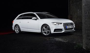 Audi A4 Avant B9