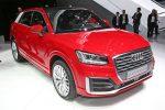 Geneva show – Audi adds 2 to Q