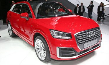 Geneva show – Audi adds 2 to Q