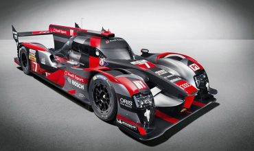 Audi heads Porsche in sports car battle