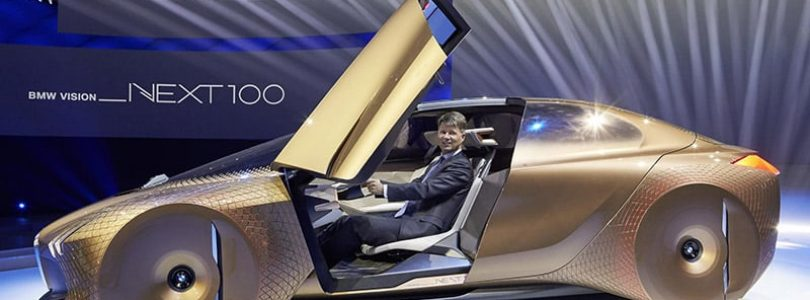 On video: BMW looks to next 100 years