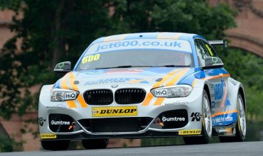 BMW beats the Subaru train in BTCC