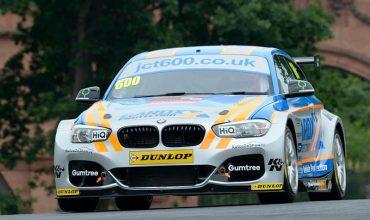 BMW beats the Subaru train in BTCC