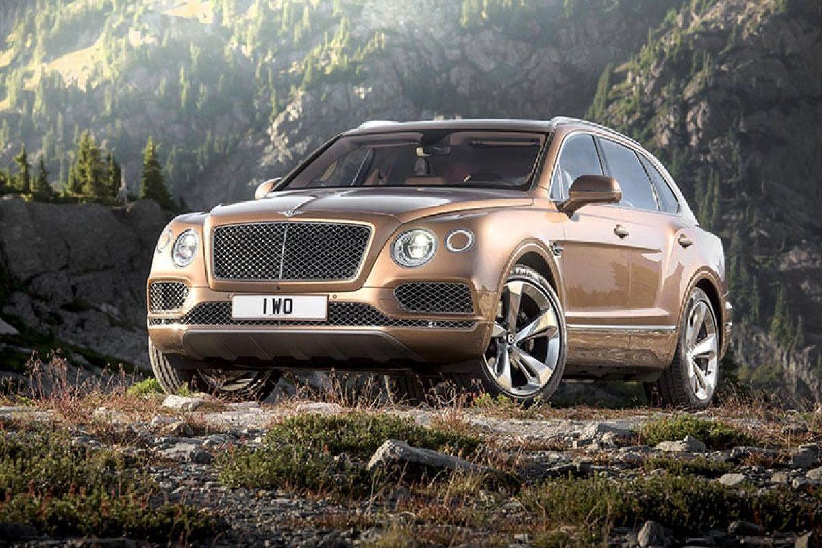 Bentley Unveils Its U0027most Exclusiveu0027 SUV