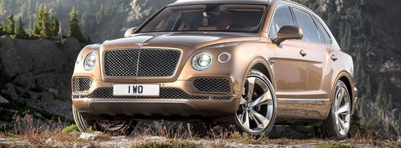 Bentley unveils its 'most exclusive' SUV