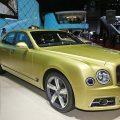 Geneva show – Bentley extends Mulsanne