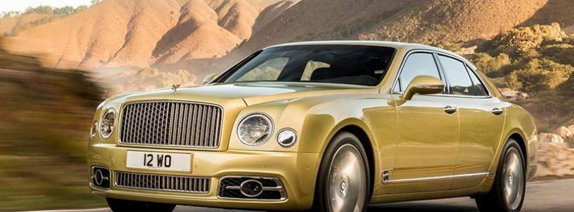 Three times better for Bentley Mulsanne?