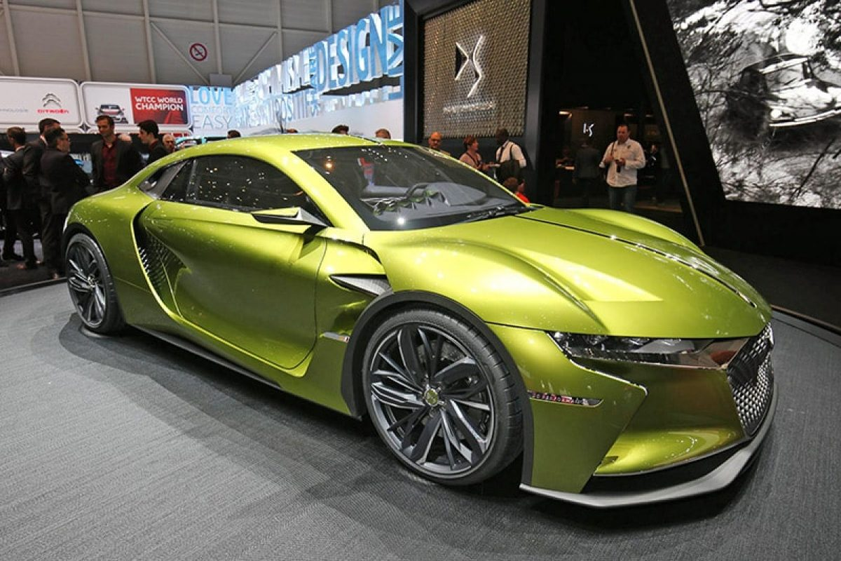 Geneva – DS looks to future Tense