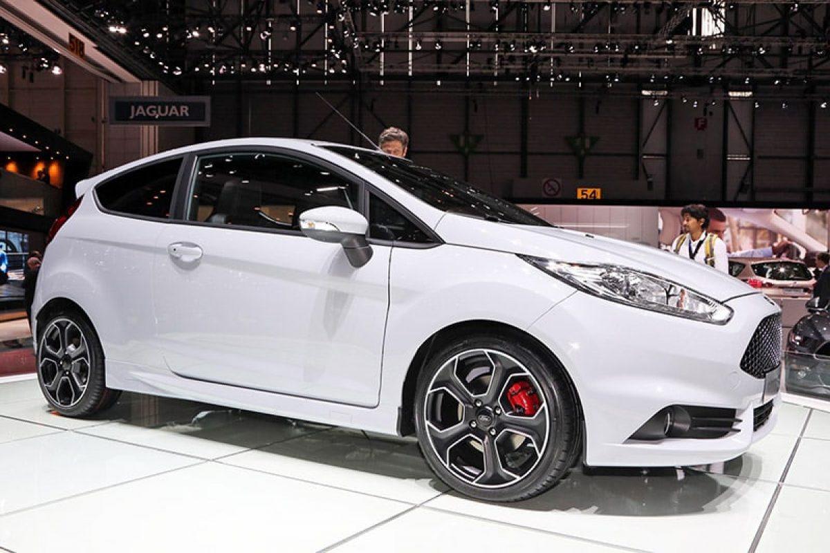 Geneva – Ford adds to fastest Fiesta