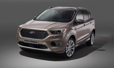 Kuga to be Ford's third Vignale line