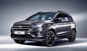 Facelift for Ford Kuga