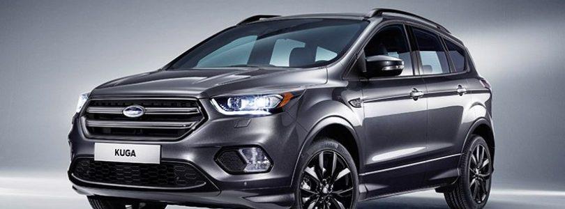 Facelift for Ford Kuga