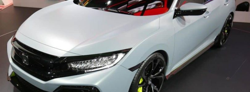 Geneva show – Honda's next bold Civic
