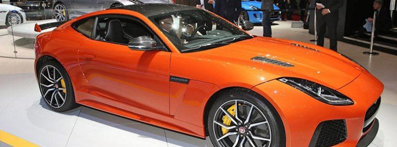 Geneva – Jaguar's 200mph F-Type debuts