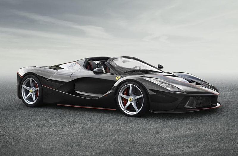 Ferrari Aperta