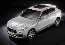 Maserati Levante SUV revealed