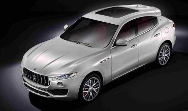 Maserati Levante SUV revealed
