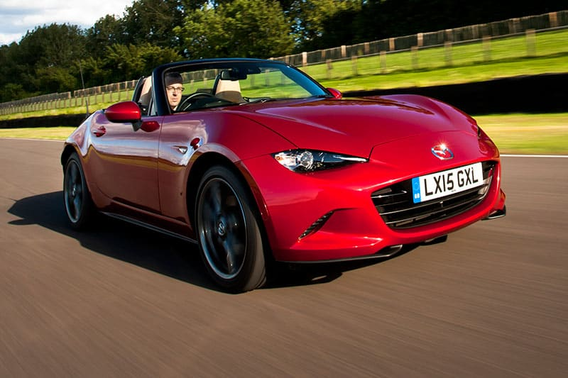 Mazda MX-5 review from The Car Expert