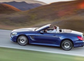 Mercedes-Benz SL 400 review (The Car Expert)