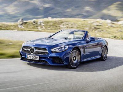 Mercedes-Benz SL 400 review 2016 (The Car Expert)