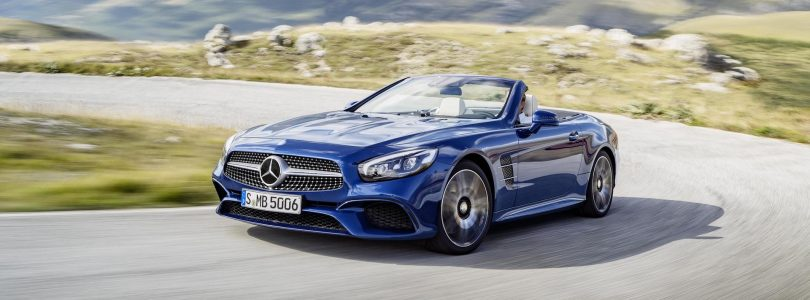 Mercedes-Benz SL 400 review 2016 (The Car Expert)