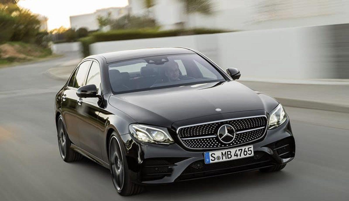 Mercedes E-Class gets AMG potency