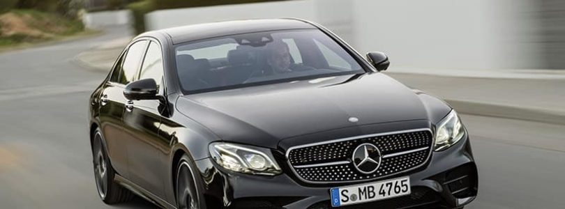 Mercedes E-Class gets AMG potency