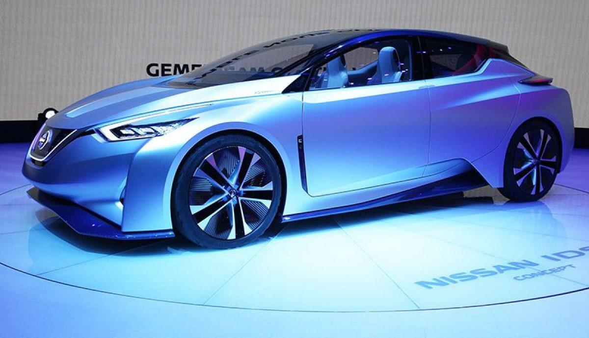 Geneva show – Nissan debuts auto vision