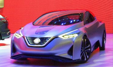 On video – Nissan's 'Intelligent Mobility'