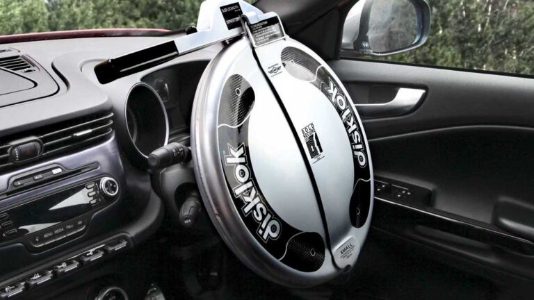Keeping your vehicle safe and secure