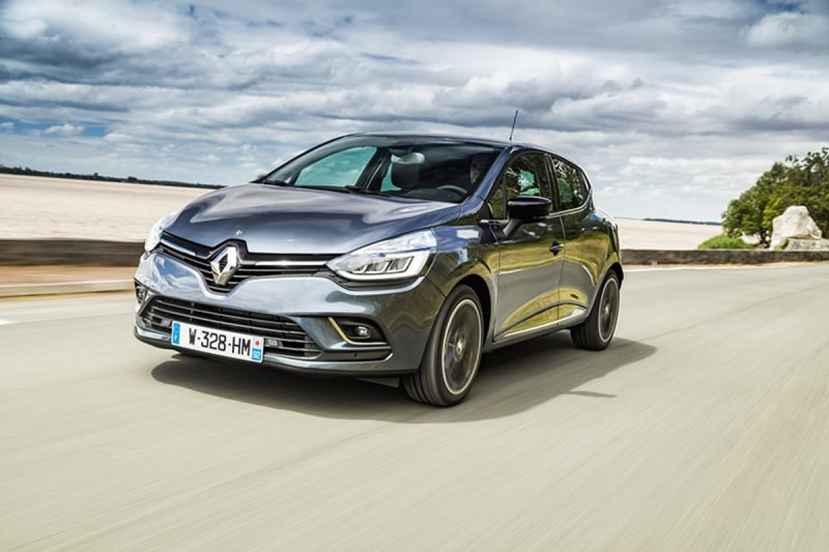 Renault revamps its big-selling Clio