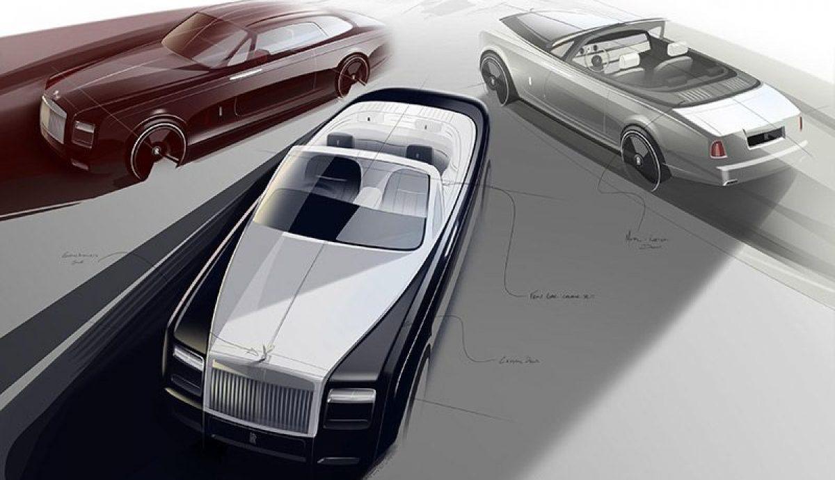Rolls-Royce Phantom line reaches zenith