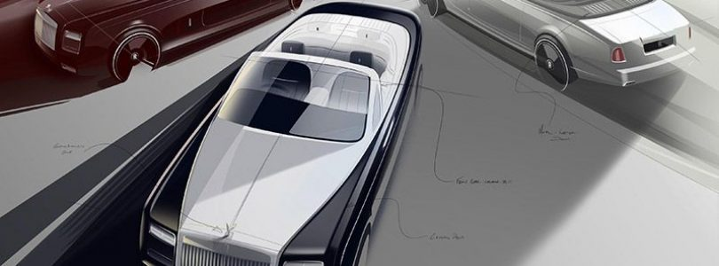 Rolls-Royce Phantom line reaches zenith