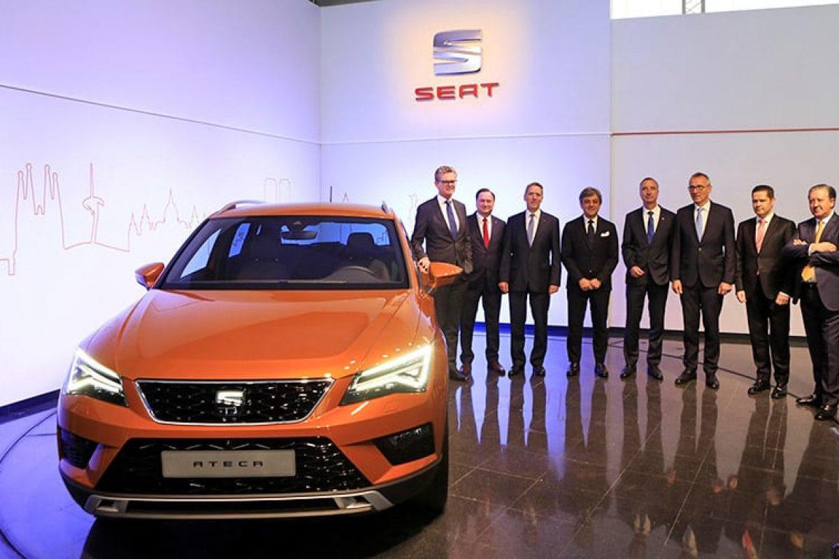 Bouyant SEAT plans second SUV