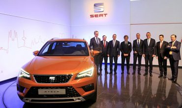 Bouyant SEAT plans second SUV
