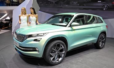 Geneva – Skoda points to its next SUV