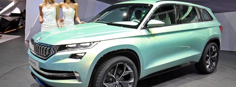 Geneva – Skoda points to its next SUV