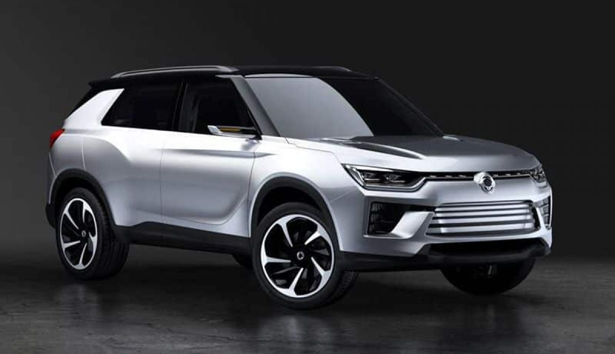 Geneva Show – the next SsangYong SUV?