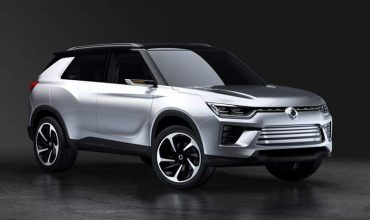Geneva Show – the next SsangYong SUV?