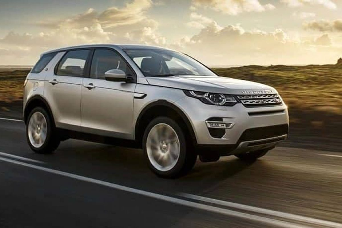 Land Rover Discovery SPort now with Ingenium engine
