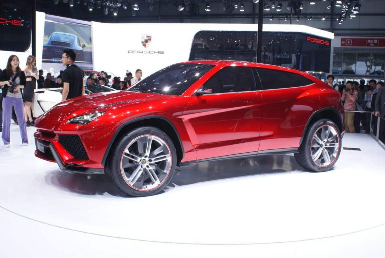 SUV 'to double' Lamborghini sales by 2019